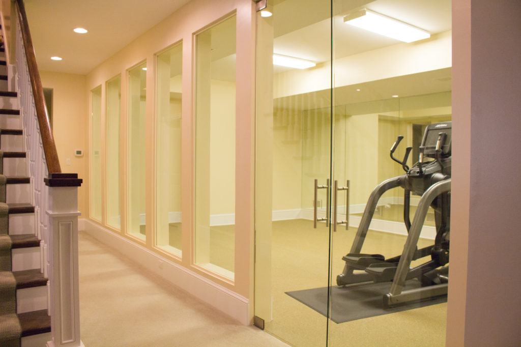 Designing and building your home gym design life